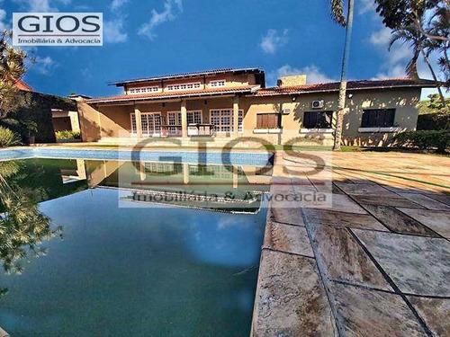 Imagem 1 de 30 de Chácara Com 4 Dormitórios À Venda, 1200 M² Por R$ 1.800.000,00 - Vila Nastri - Itapetininga/sp - Ch0005