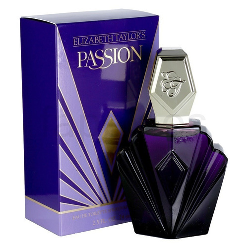 Perfume Pasion Elizabeth Taylor 74 Ml Original Envio Gratis