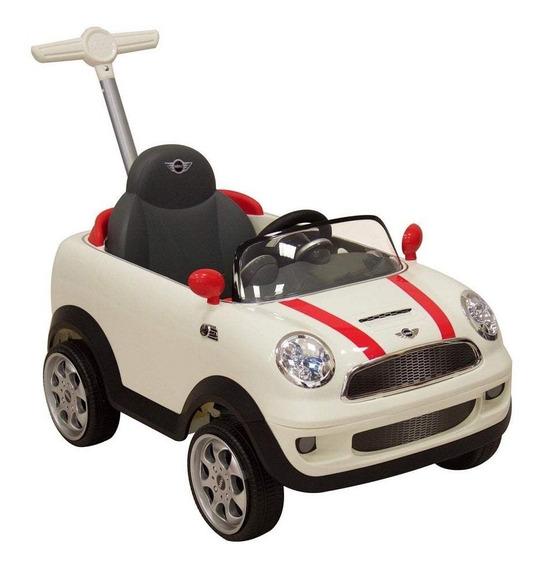 Coche De Empuje Mini Cooper Push Car Kiddy Tiendamibebe