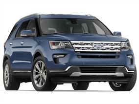 Ford Explorer Limited - Sport - Platinum - 2019
