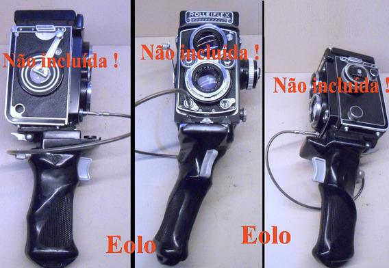 Punho Disparador Rolleiflex - Tlr* Rollei &cx07