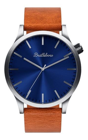 Reloj Muñeca Hombre Bratleboro - Cobalt Yellowstone
