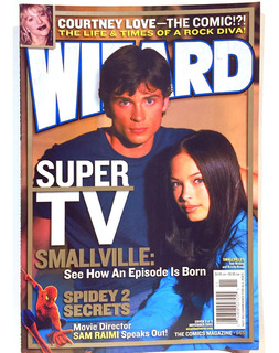 Revista Wizard Small Ville