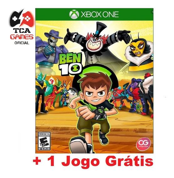 Ben 10 Xbox One Média Digital