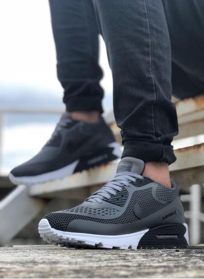 Zapatos Tenis Nike Airmax 3d Hombre En Caucho + Envio Gratis