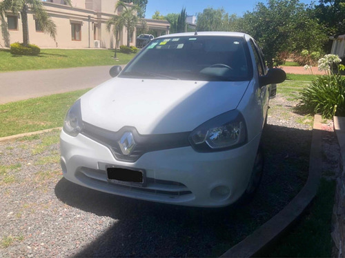 Renault Clio 1.2 Mio Confort Abs Abcp 2014