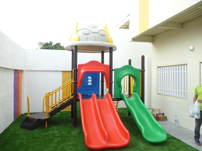 Gimnasios Biosaludables - Parques Infantiles Importados.