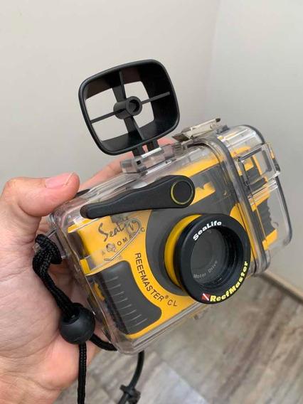 Camera Sealife Reefmaster Cl 520 - Megulho