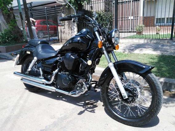 Zanella Dark Shadow 250cc