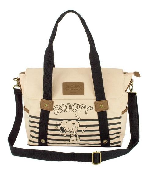 Bolsa Snoopy Original Modelo Sp1702