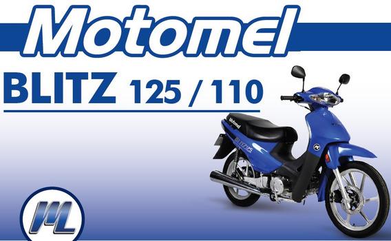 Motomel Blitz 110-125 Y Tunning - Manual Del Propietario
