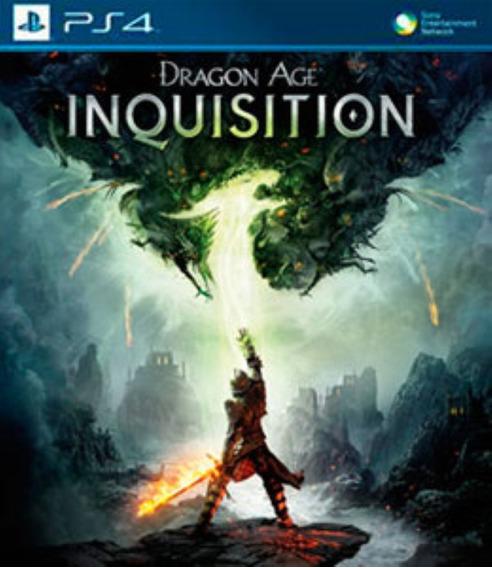 Dragon Age Inquisition Ps4 Original**1