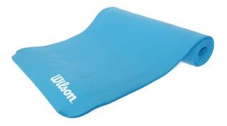 Tapete Wilson Antiderrapante Yoga- Fitness 10mm Super Grueso