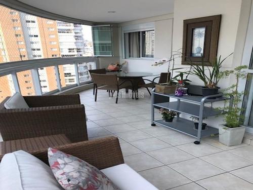 Excelente Apartamento No Moema - Pj47024