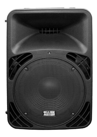 Caixa De Som Ativa Amplifi Mark Audio Mk1225a 200w Bluetooth