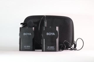 Microfono Corbatero By-wm4 For Camara O Celular
