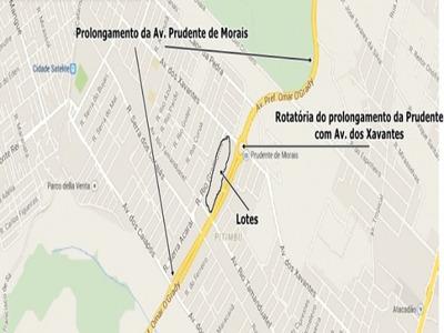 Área Comercial No Prolongamento Da Prudente De Morais - Te00012 - 2523445