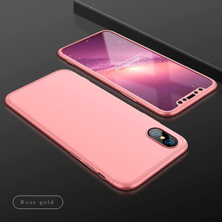 Funda Case 360 Para iPhone X Max iPhone 8 8 Plus 7 Plus 6