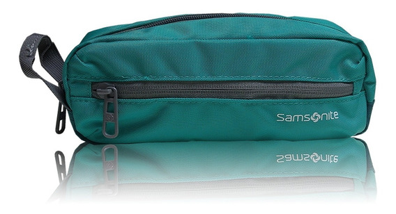 Cartuchera Escolar Mediana Mission Samsonite Turquesa
