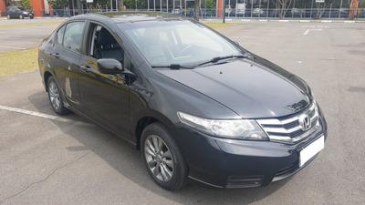 Honda City 1.5 Lx Flex Aut. 4p 2013