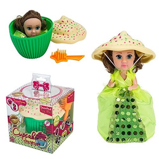 Cupcake Surprise Scented Princess Doll. - Envío Gratis