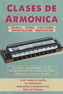 Clases De Armonica