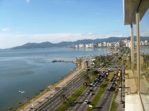Imagem 1 de 25 de Linda Cobertura Duplex Na Beira Mar Norte - Co0506