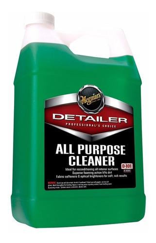 Imagen 1 de 4 de All Purpose Cleaner P/meguiars X 3.78 L #1006 Meguiars G052-02-10-12