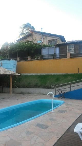 Caxambú - At 1.000m² - Ac 290m² - (permuta Por Casa Ou Apto) - 730064c