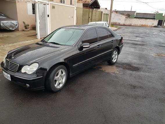 Mercedes-benz Classe C C200 Kompressor