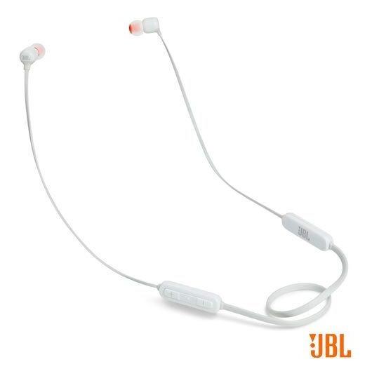 Fone De Ouvido Sem Fio Jbl Intra-auricular - Jblt110btwht