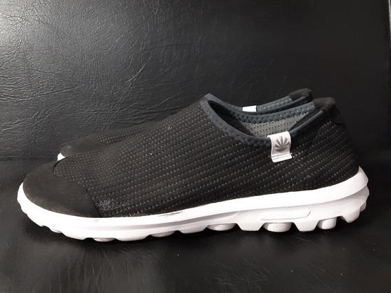 Zapatillas Kioshi Sempai Negras Elastizadas 40 Running