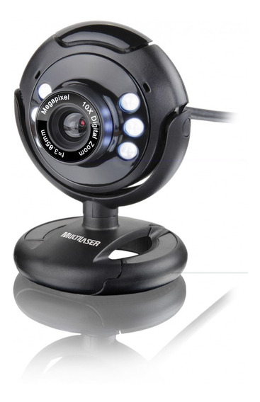 Webcam 16.0 Megapixel Night Vision Interpolados Wc045