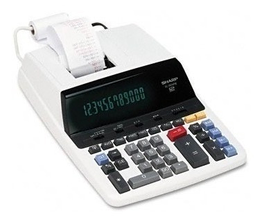 Calculadora Sharp El 2630 Piii Pantalla 12 Digitos
