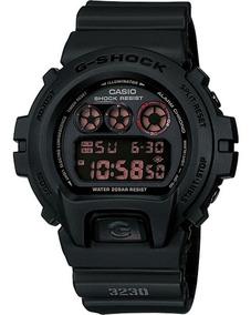 Relógio Casio G-shock Dw-6900ms-1dr (nota Fiscal)