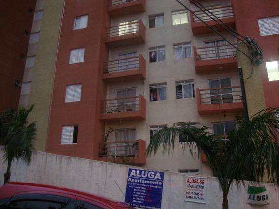 Apartamento Com 2 Quartos Para Comprar No Jardim Vista Alegre Em Embu Das Artes/sp - 602