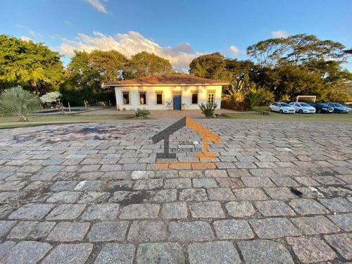 Imagem 1 de 18 de Sítio À Venda, 32000 M² Por R$ 4.800.000,00 - Jardim Nossa Senhora Das Graças - Itatiba/sp - Si0005