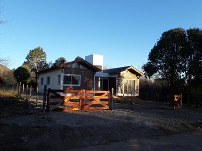Casa Villa General Belgrano A Estrenar 3 Dormitorios 2 Baños