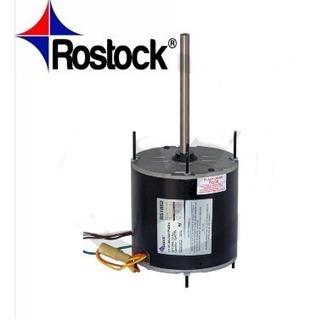 Motor Ventilador Rostock 3/4 Hp Para Aire Acondicionado