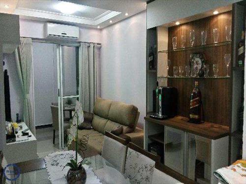 Apartamento Em Santos Bairro Areia Branca - V5484