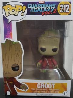 Pop Funko Groot 212 Guardianes De La Galaxia