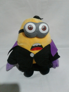 Peluches Minions Musical