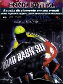 Road Rash 3d Psp Psvita Destravado