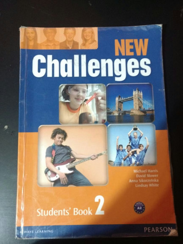 New Challenges 2 A2-  Students Book +workbook