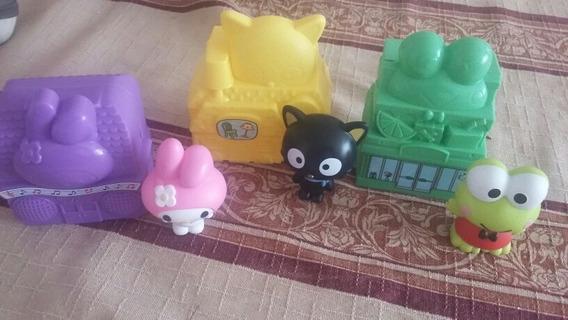 Mcdonalds Hello Kitty My Melody Chococat Keroppi Lote