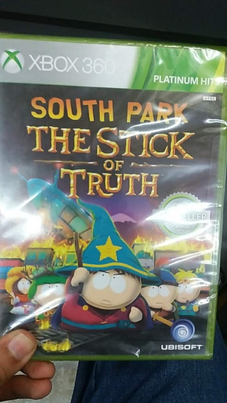 Jogo South Park: The Stick Of Truth - Xbox 360 - Mídia Fisic