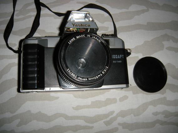 Antiga Maquina Fotografica Marca Yahica Modelo 7000aft