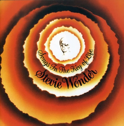 Stevie Wonder Songs In The Key Of Life Cd Us Import