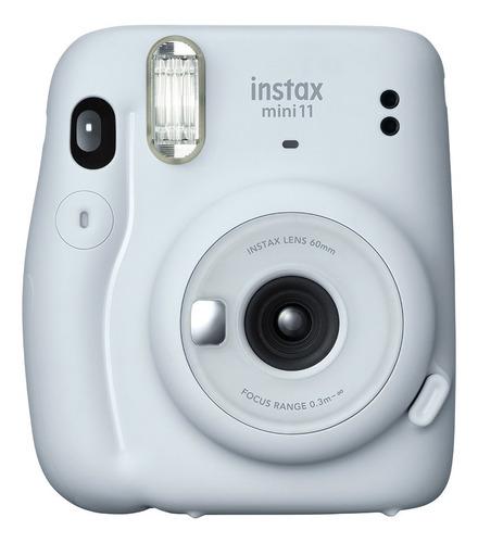 Imagem 1 de 6 de  Câmera Instantanea Fujifilm Instax Mini 11 Analógica Branco