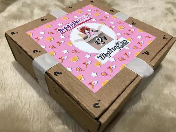 Caja Temática De Regalos Sorpresa Sakura Card Captor Anime